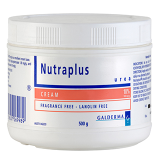 Image for Nutraplus Cream 10% Urea - 500g from Amcal