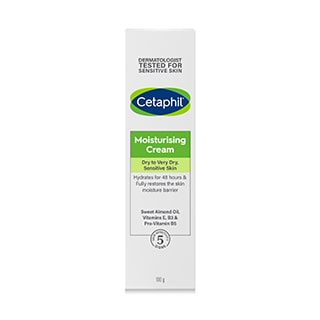Image for Cetaphil Moisturising Cream - 100g from Amcal