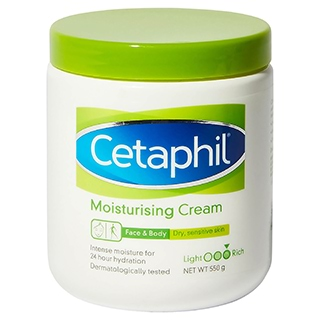 Image for Cetaphil Moisturising Cream - 550g from Amcal