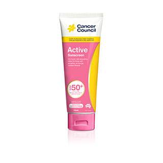 Image for Cancer Council Active Dry Touch SPF50+ Pink - 110mL from Amcal