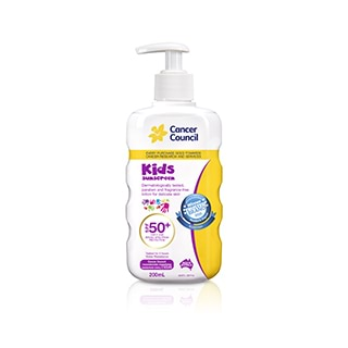 Image for Cancer Council  Sunscreen Pump SPF50 Plus - 200mL from Amcal