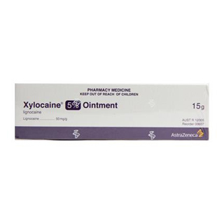 Image for Xylocaine Ointment  5% 607 - 15g from Amcal