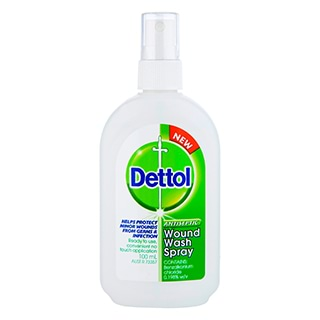 Image for Dettol Wound Wash Spray - 100mL from Amcal