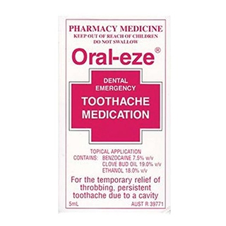 Image for Oral-eze Dental Emergency - 5mL from Amcal