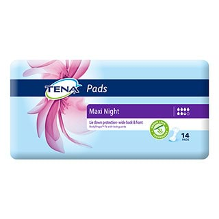Image for Tena Pads for Day and Night - 14 Pack from Amcal