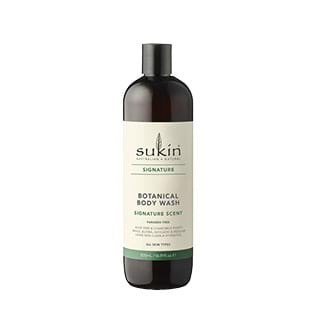 Image for Sukin Botanical Body Wash Refill - 1L from Amcal