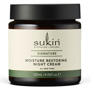 Image for Sukin Moisture Restoring Night Cream - 120mL from Amcal