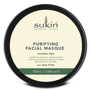 Image for Sukin Purifying Facial Masque - 100mL from Amcal