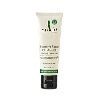 Image for Sukin Foaming Facial Cleanser - 50mL from Amcal
