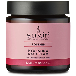 Image for Sukin Rose Hip Hydrating Day Cream - 120ml from Amcal