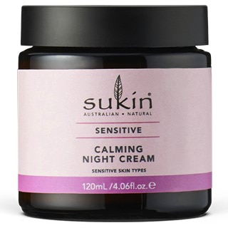 Image for Sukin Sensitive Calming Night Cream - 120mL from Amcal