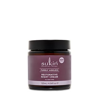 Image for Sukin Purely Ageless Restorative Night Cream - 120mL from Amcal