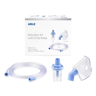 Image of Able Child Nebuliser Kit Universal