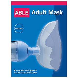 Image of Able Nebuliser Mask Only - Adult