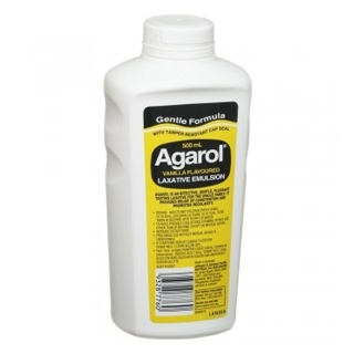 Image for Agarol Liquid Vanilla - 500mL from Amcal