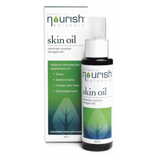 Image for Nourish Naturals Skin Oil - 60ml from Amcal