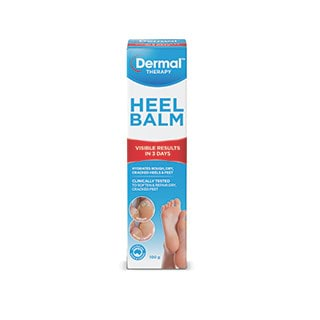 Image for Dermal Therapy Heel Balm - 100g from Amcal
