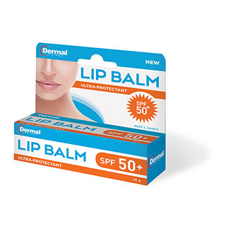 Image for Dermal Therapy Lip Balm SPF50 - 10g from Amcal
