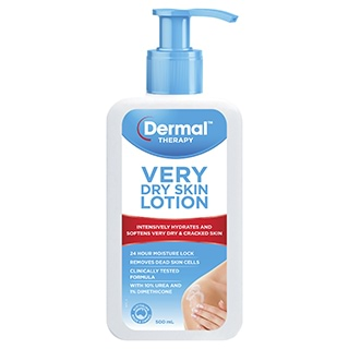 Image for Dermal Therapy Very Dry Skin Lotion - 500mL from Amcal