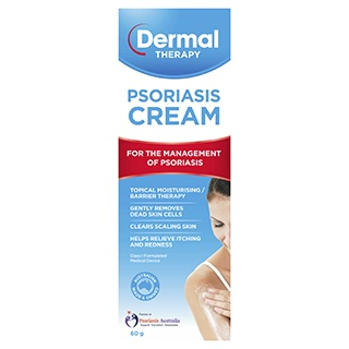 Image for Dermal Therapy Psoriasis Cream 60g from Amcal