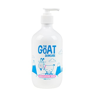 Image for The Goat Skincare Moisturising Body Wash - 500mL from Amcal