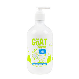Image for The Goat Skincare Moisturising Body Wash With Lemon Myrtle - 500mL from Amcal