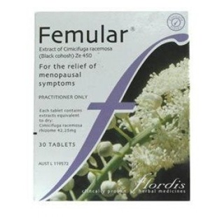 Image for Femular - 30 Tablets from Amcal