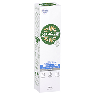 Image for DermaVeen Eczema Cream - 100g from Amcal