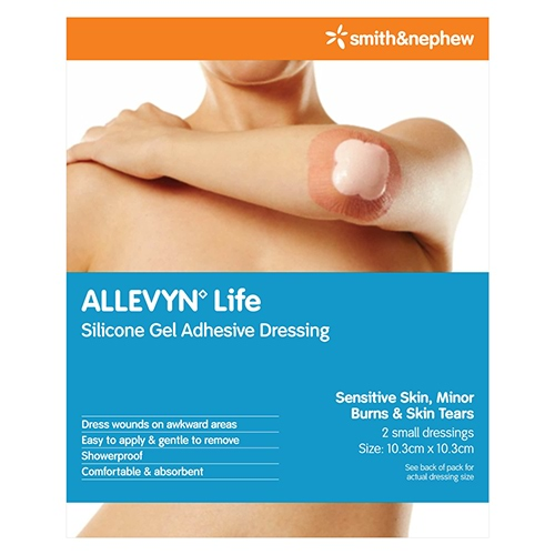 Image for Allevyn Life 10.3cm x 10.3cm - Small from Amcal