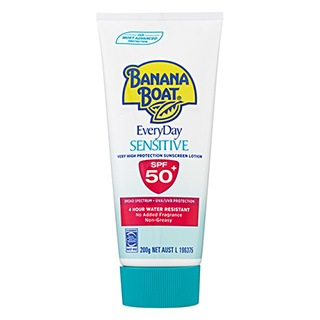 Image for Banana Boat EveryDay Sensitive SPF50+ - 200g from Amcal