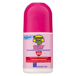 Image for Banana Boat Baby Rollon SPF 50+ - 75mL from Amcal