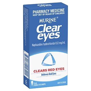 Image for Murine Clear Eyes from Amcal