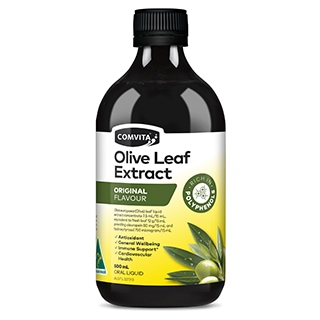 Image for Comvita Olive Leaf Natural - 500mL from Amcal