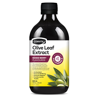 Image for Comvita Olive Leaf Mixed Berry - 500mL from Amcal