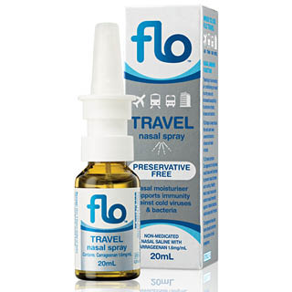 Image for FLO Travel Nasal Spray 20mL from Amcal