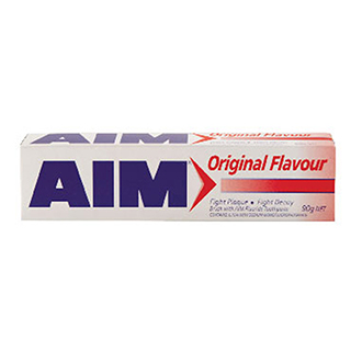 Image for AIM Toothpaste Original - 90g from Amcal