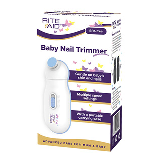 Image for Rite Aid Baby Nail Trimmer from Amcal