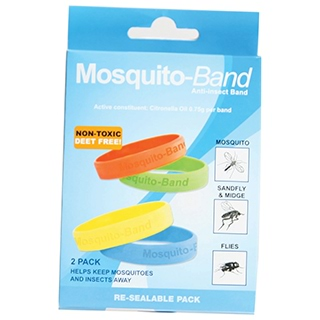 Image for Mosquito Band - 2 Pack from Amcal