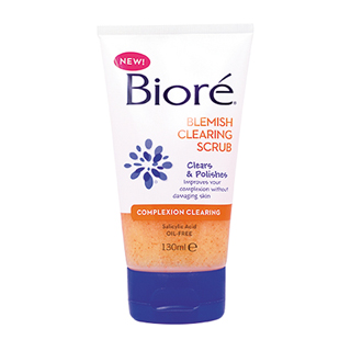 Image for Biore Blemish Clear Scrub - 130ml from Amcal