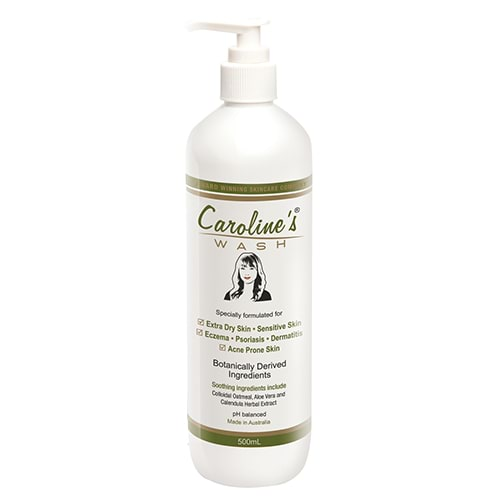 Image for Caroline's Wash - 500mL from Amcal