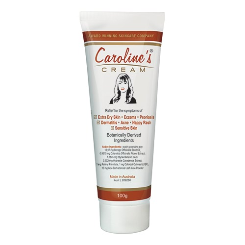 Image for Caroline's Cream - 100g from Amcal