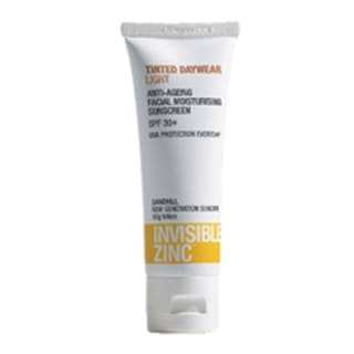 Image for Invisible Zinc Tinted Daywear Light SPF 30+ - 50g from Amcal