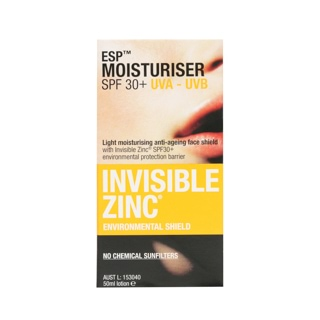 Image for Invisible Zinc Environmental Skin Protector SPF30+ - 50mL from Amcal