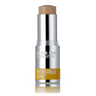 Image for Stick Invisible Zinc UV Silk Shield Foundation SPF 30+ - Tan from Amcal