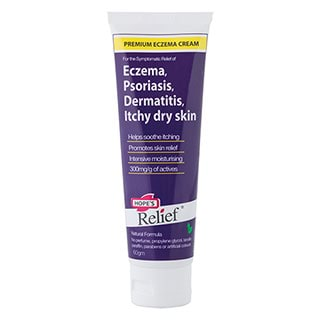Image for Hope's Relief Premium Eczema Cream - 60g from Amcal