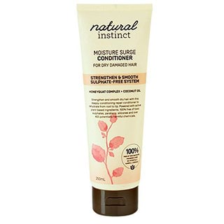 Image for Natural Instinct Moisture Surge Conditioner - 250mL from Amcal