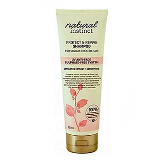 Image for Natural Instinct Colour Protect & Revive Shampoo - 250mL from Amcal