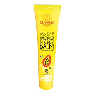 Image for Suvana Organic Paw Paw & Honey Balm - 25g from Amcal