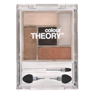 Image for Colour Theory Eye Shadow Palette - All Eye Need from Amcal