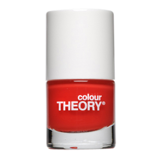 Image for Colour Theory Nail Polish - Red Delicious from Amcal